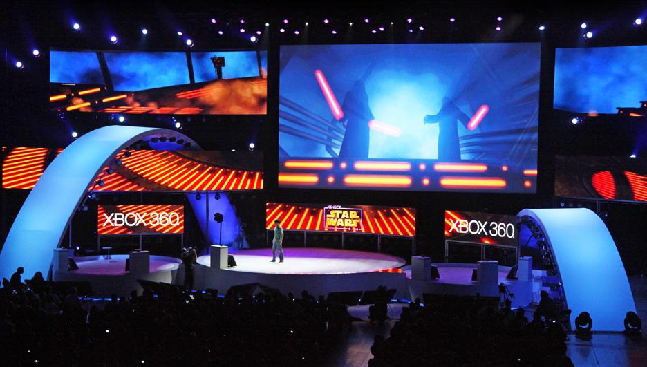 E3 2011 Xbox Media Briefing
