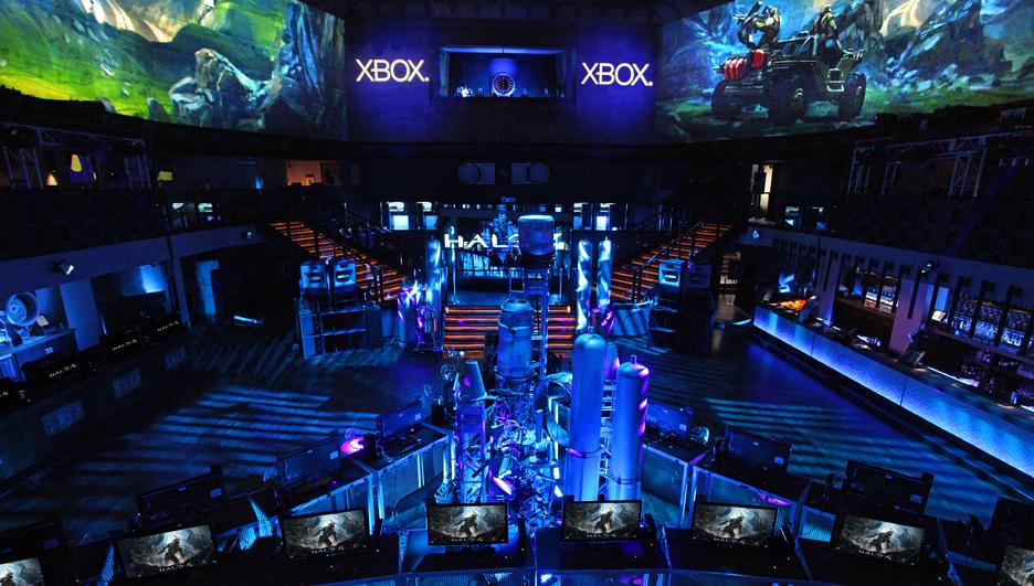 Halo - E3 2012 Social