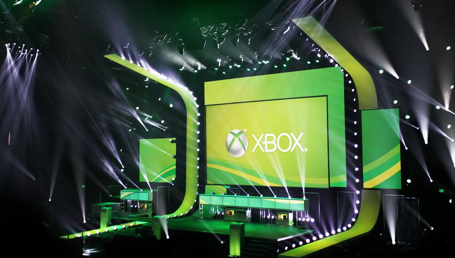 Xbox E3 2012