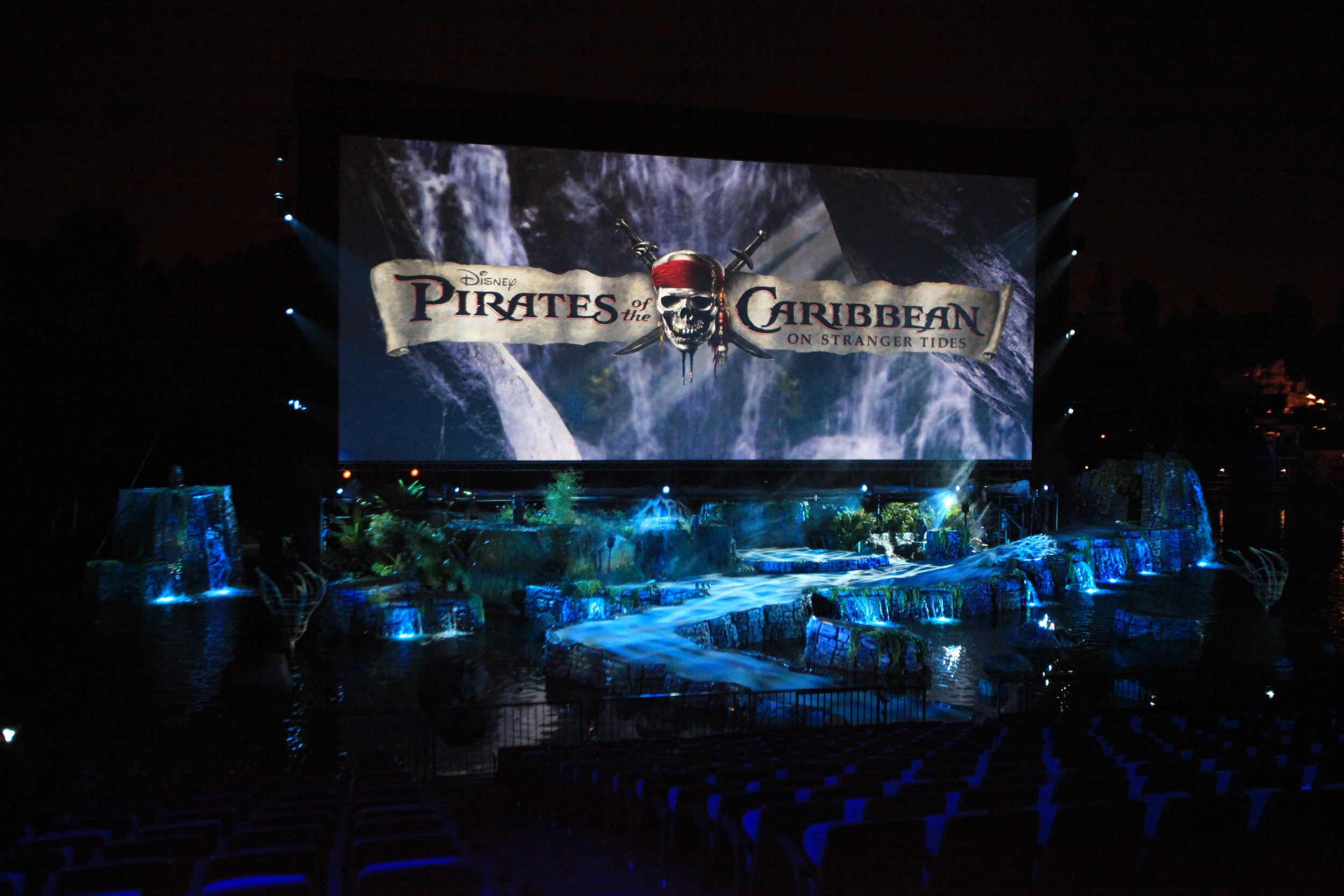 Pirates of the Caribbean IV Premiere