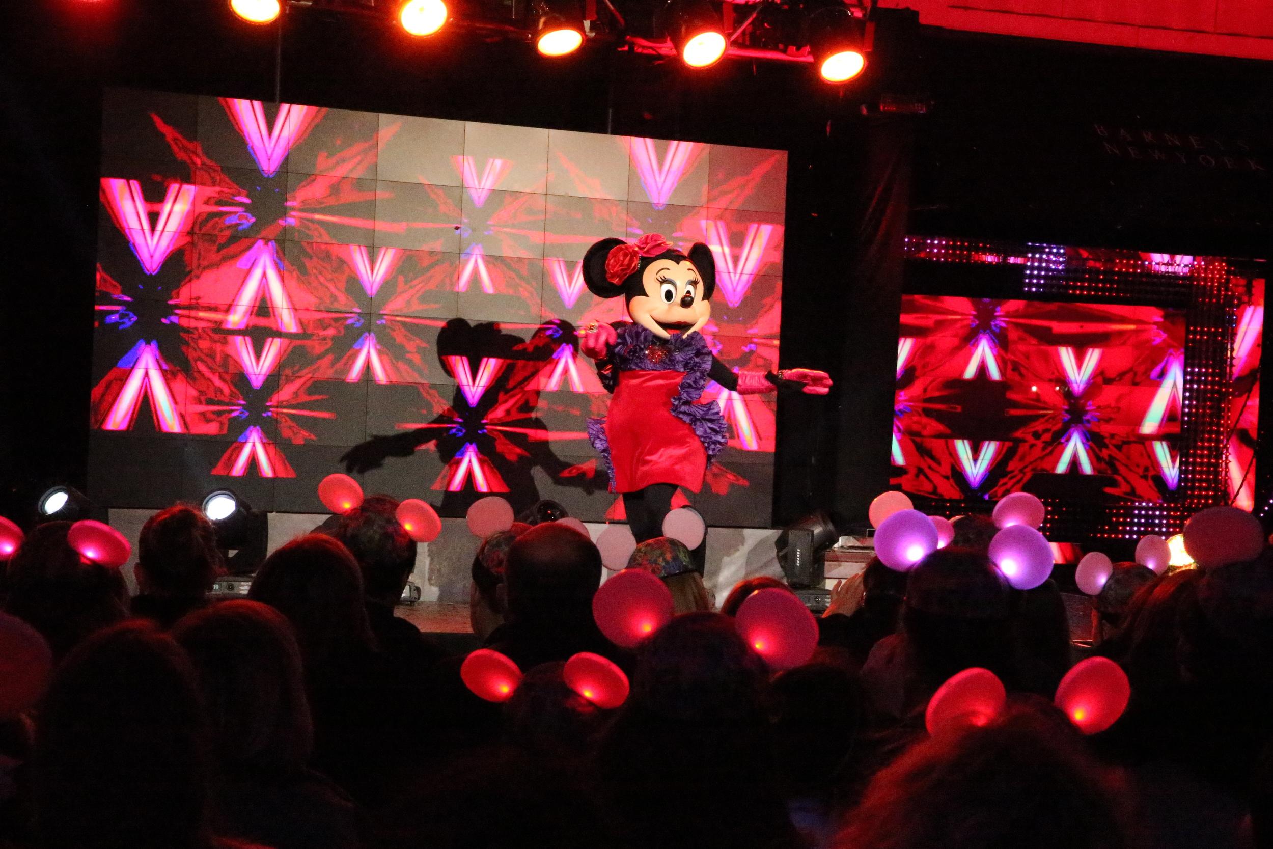 Electric Holiday - Barneys New York / Disney