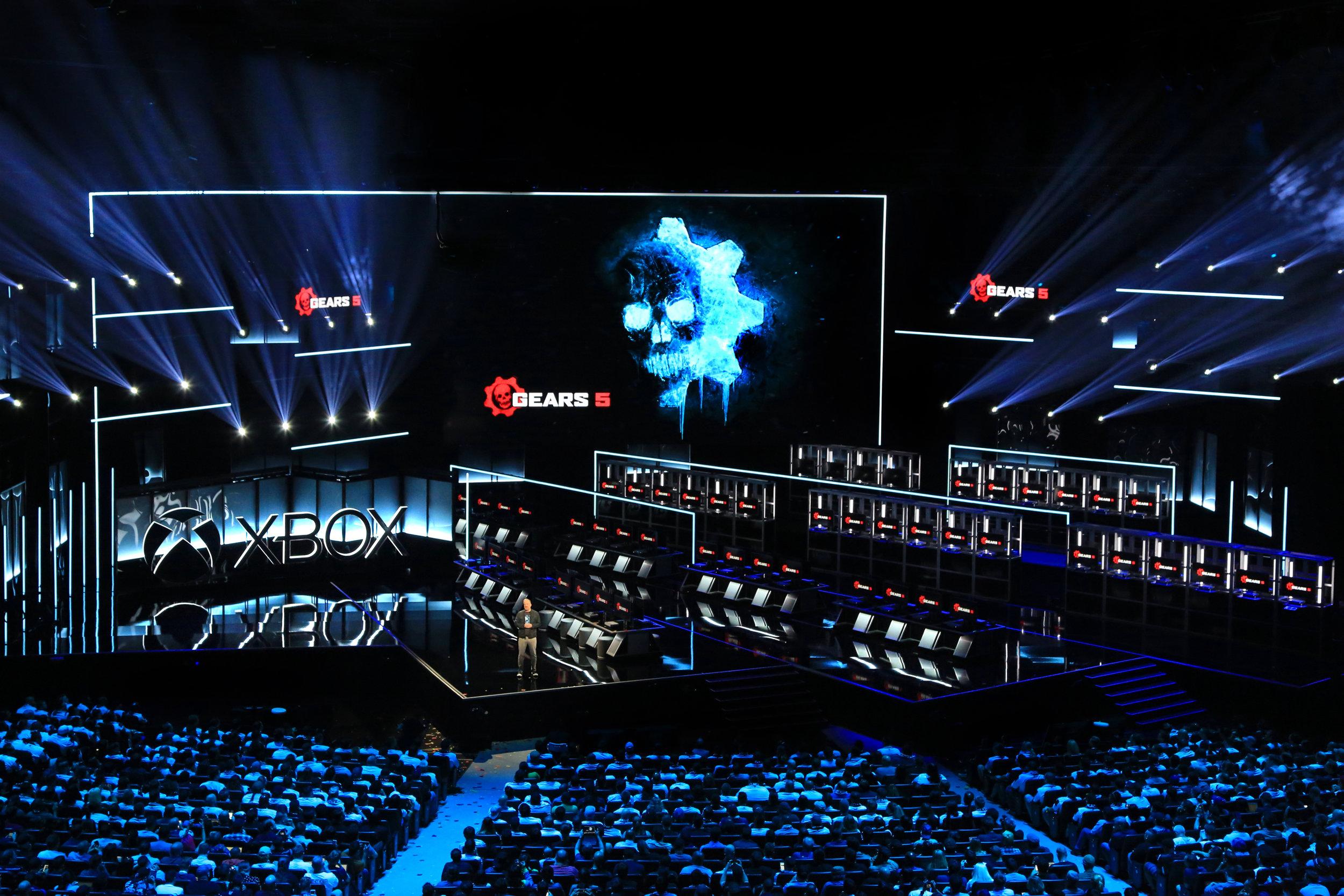 Xbox 2018 E3 Media Briefing