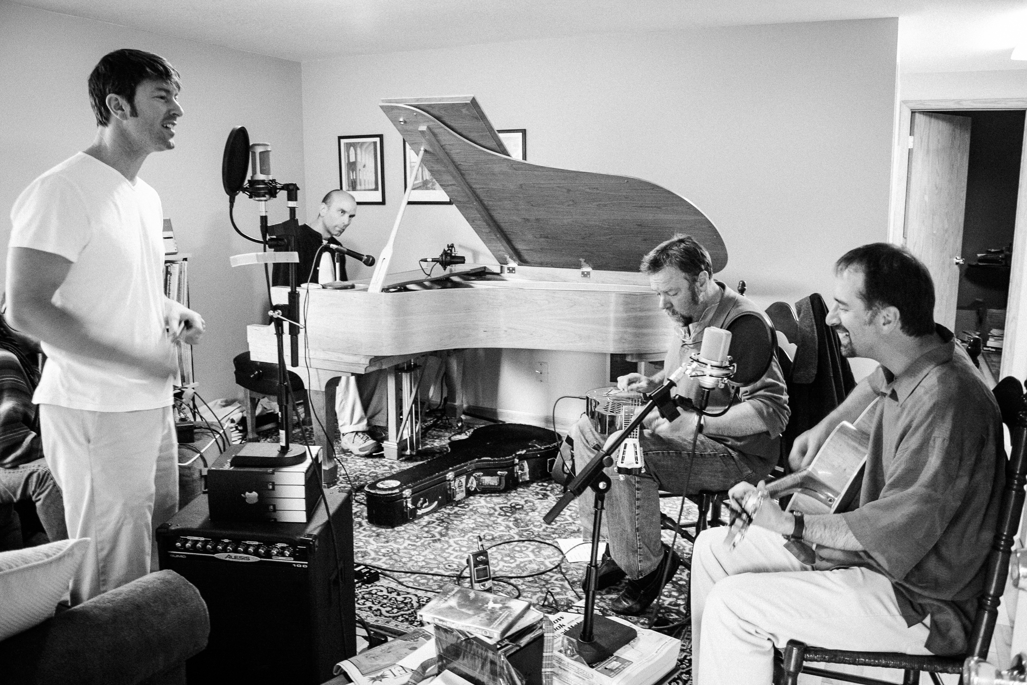 Pete Wright — Kool, and gang.jpg