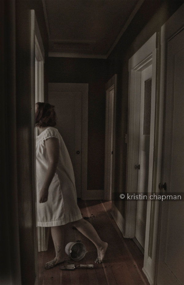 Third Shift: The Nightcrawler  from the  Shift Series , 2013 © Kristin Chapman