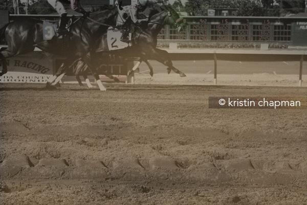 the track © kristin chapman 2013, (d90, ps)