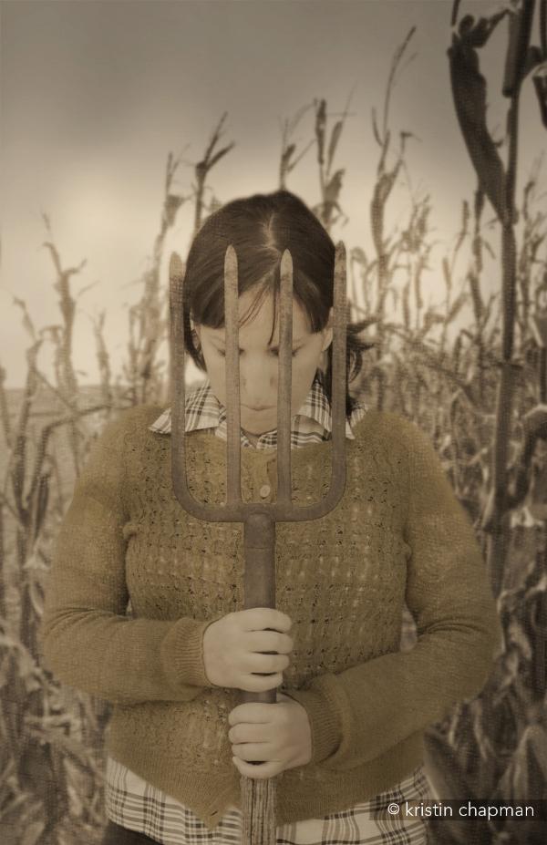 ninth shift: the harvest © kristin chapman 2013