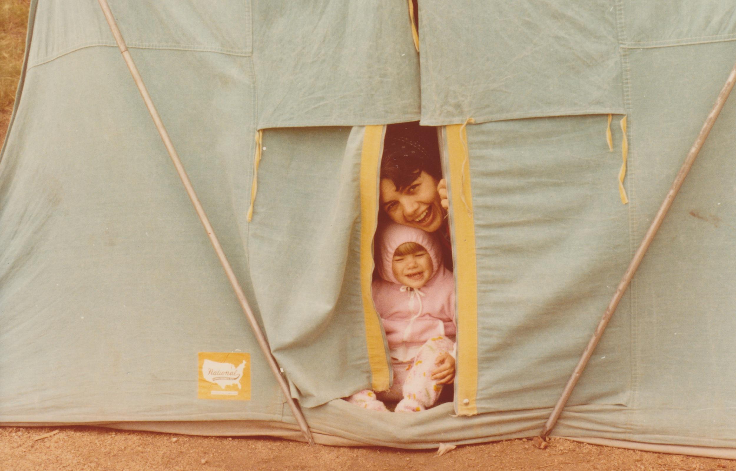 Somewhere in Colorado, circa 1983