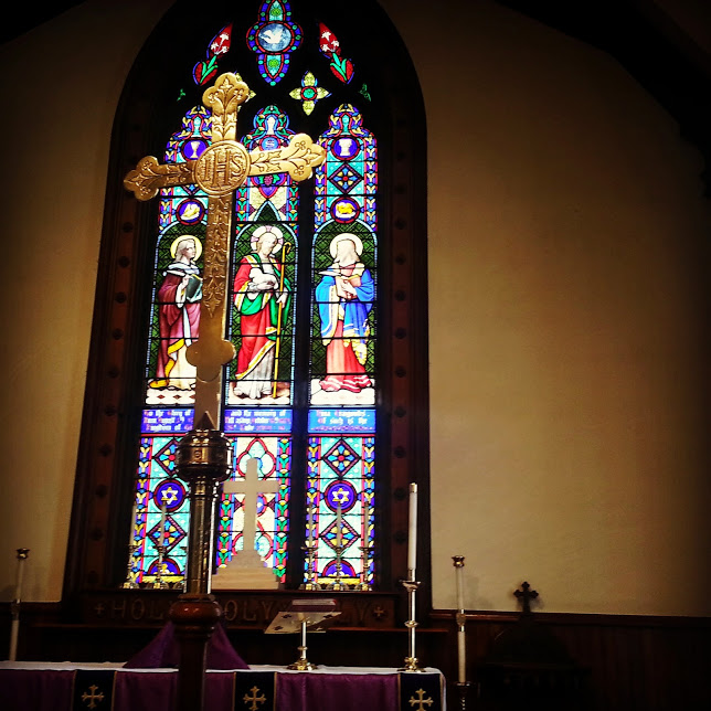 Our home church is a beautiful place to worship!