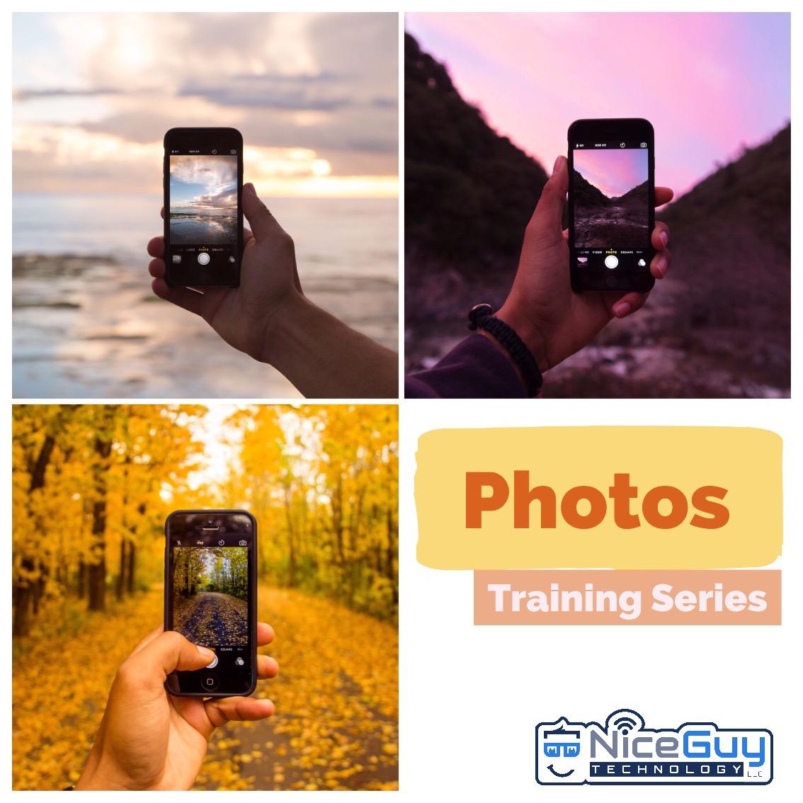 Photos Training Series