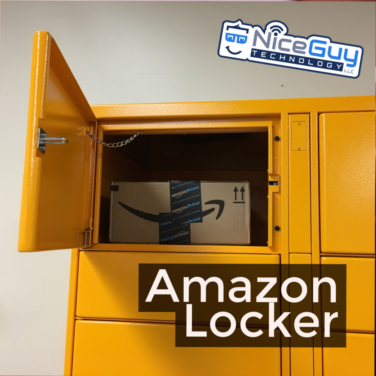 In this blog post, Mike Pahl from Nice Guy Technology LLC explains what Amazon Locker is and why you might want to ship packages to an Amazon Locker instead of your home.