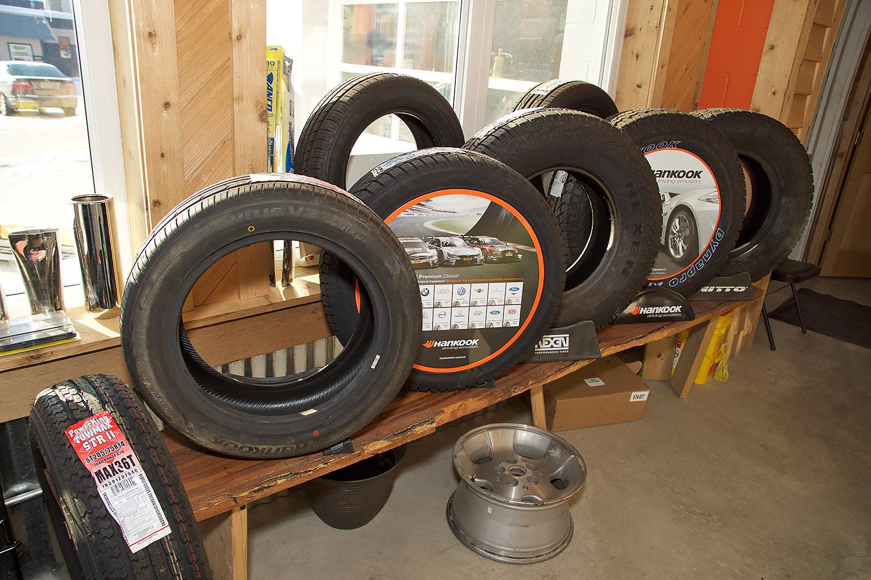Oil Line Auto - Tires.jpg