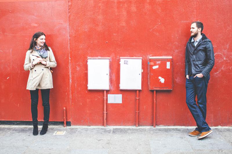 Ellen & Liam (around Notting HIll)