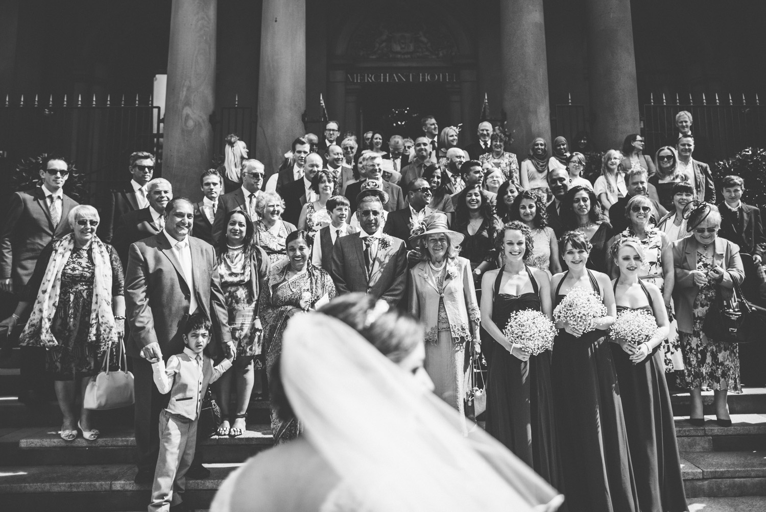 Merchant Hotel Wedding Photography