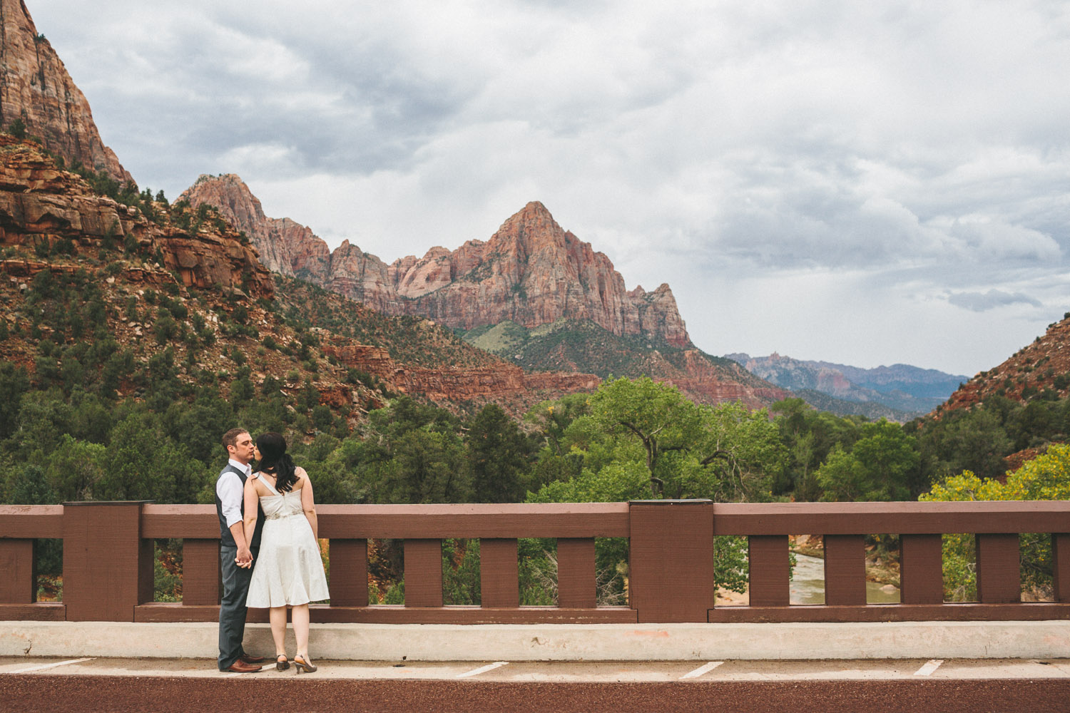 Zion National Park Wedding