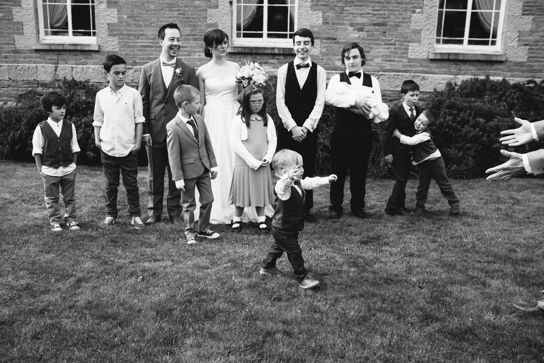 Fun Irish Wedding Photographer