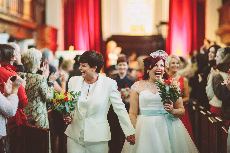 Irish Gay Wedding Photographer