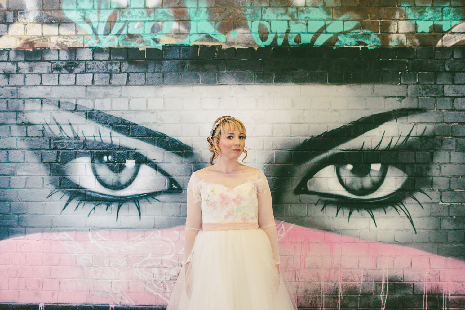 Custard Factory Birmingham Wedding Photography