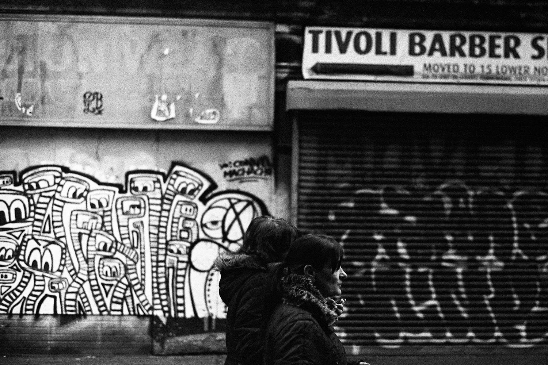 BELFAST / KONICA HEXAR AF / TRI-X