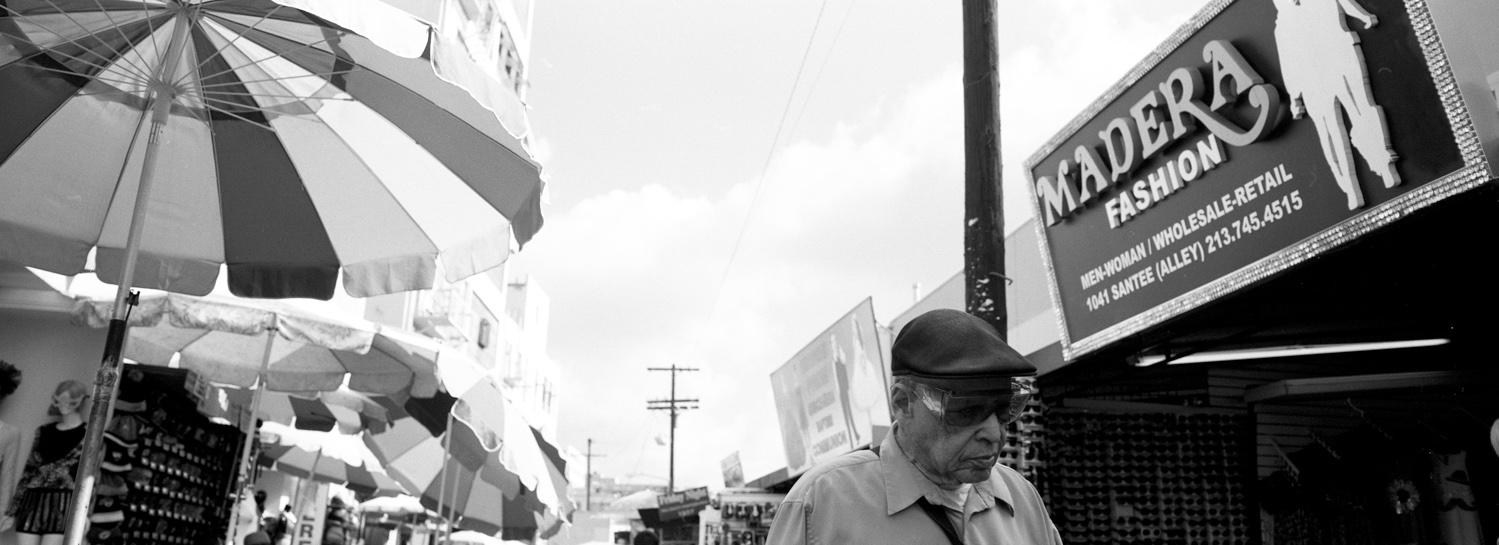 LOS ANGELES, CA / HASSELBLAD XPAN / TRI-X