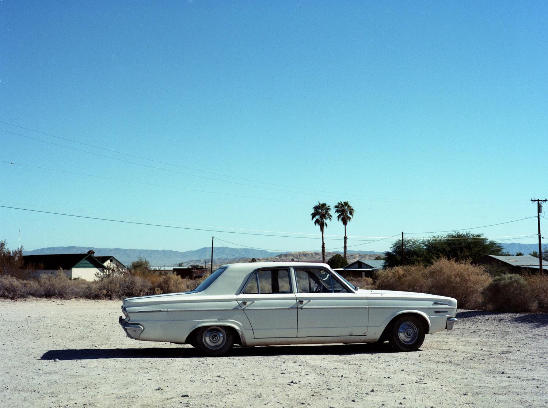 TWENTY NINE PALMS, CA / MAMIYA AFDII / PORTRA 160
