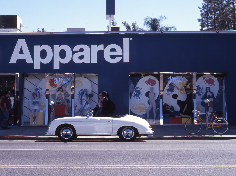 LOS ANGELES, CA / MAMIYA AFDII / ASTIA 100