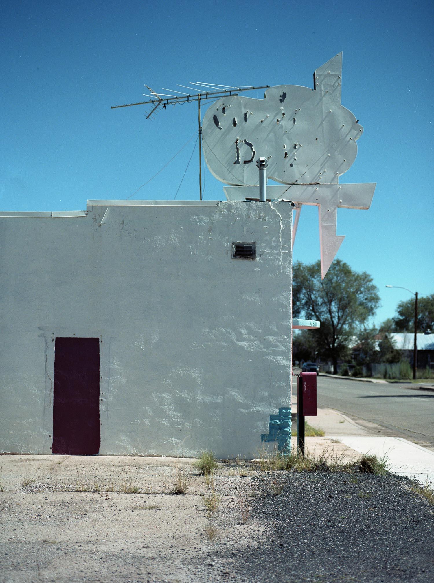 ASH FORK, AZ / MAMIYA AFDII / PORTRA 160