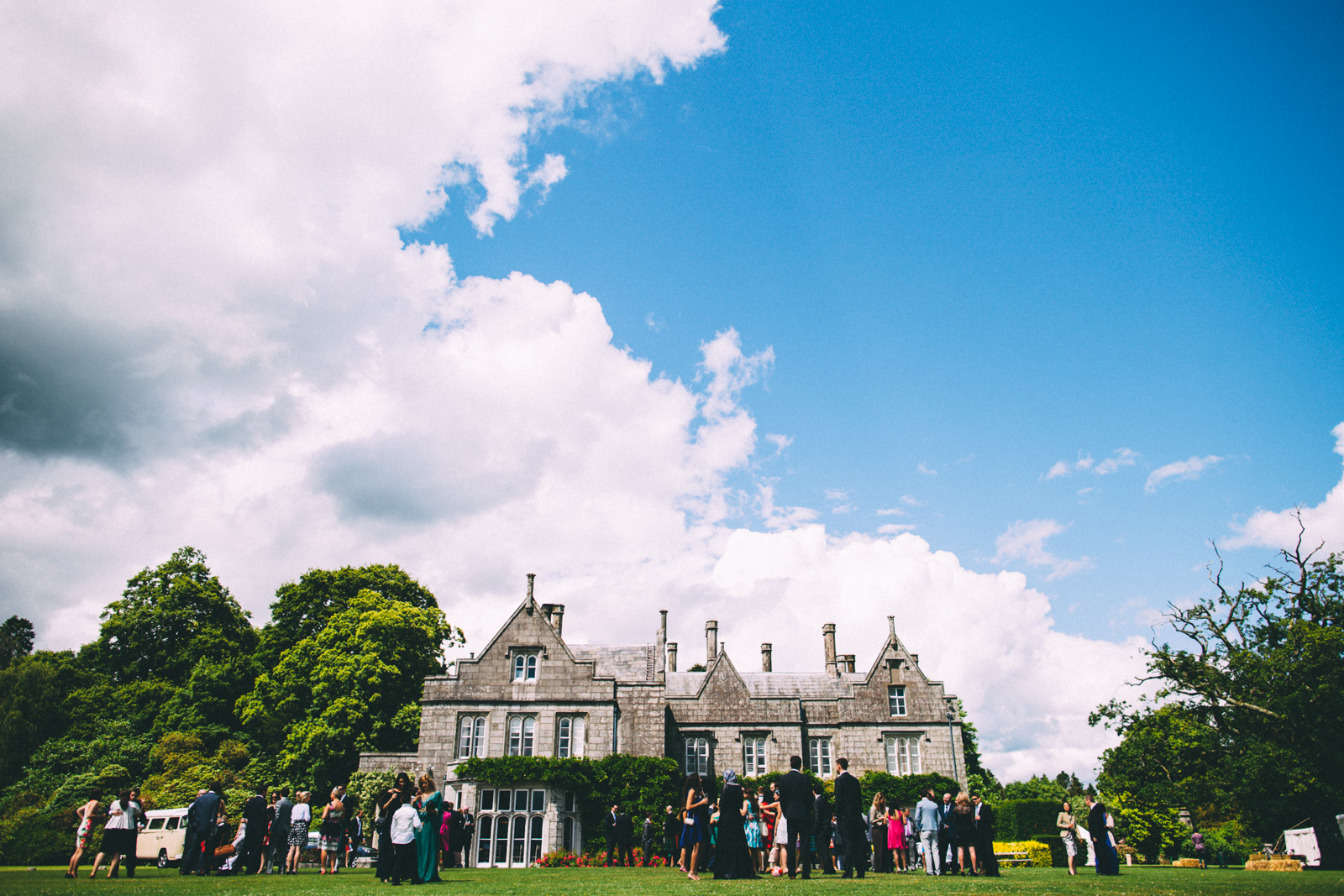 Lisnavagh House Weddings