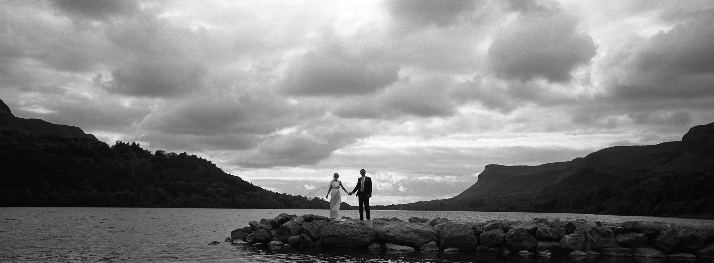 Ireland Film Wedding Photography