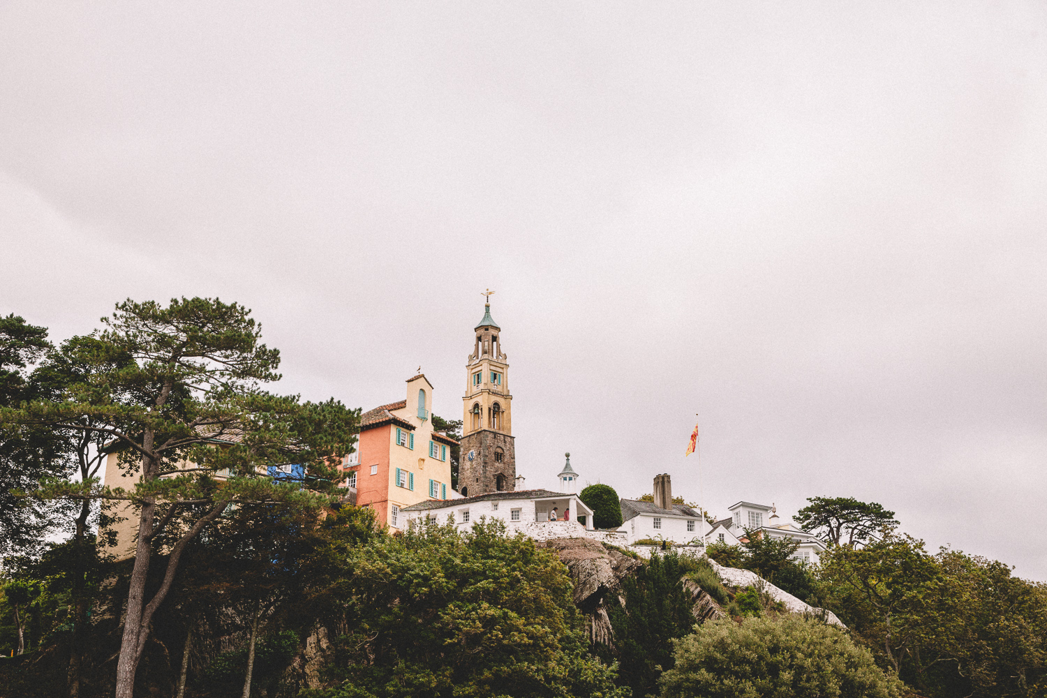 Portmeirion Photography