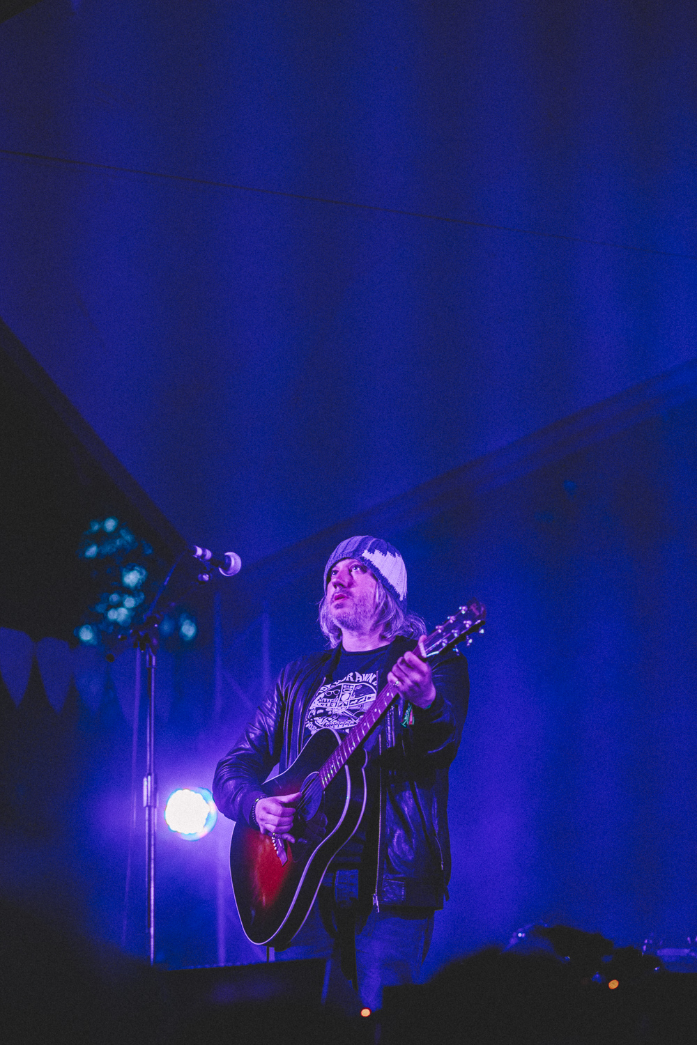 Badly Drawn Boy Photography