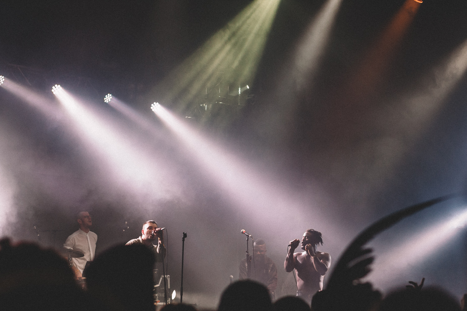 Young Fathers Festival Number 6