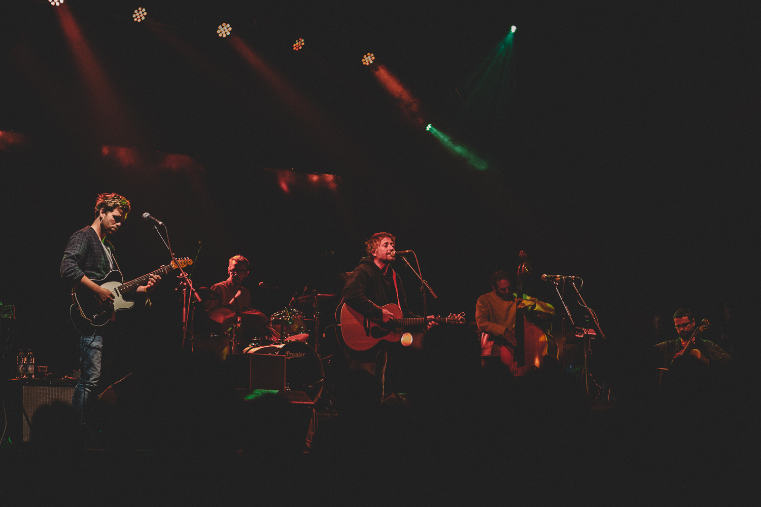 King Creosote Festival No.6