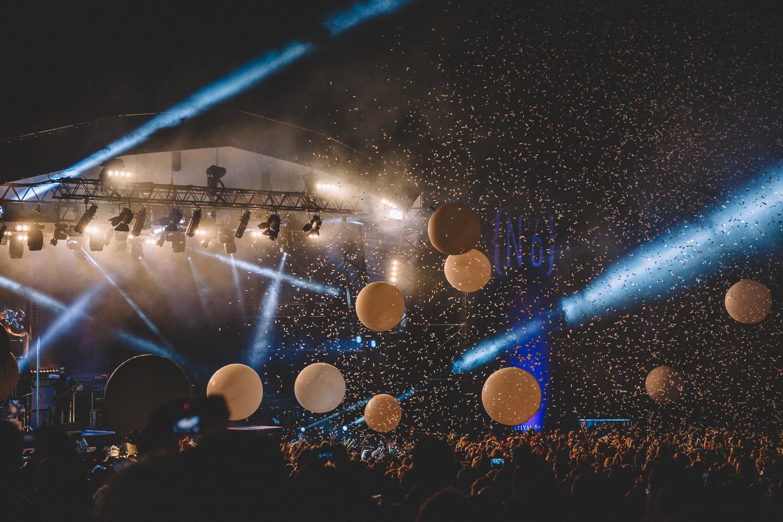 Grace Jones Festival Number 6