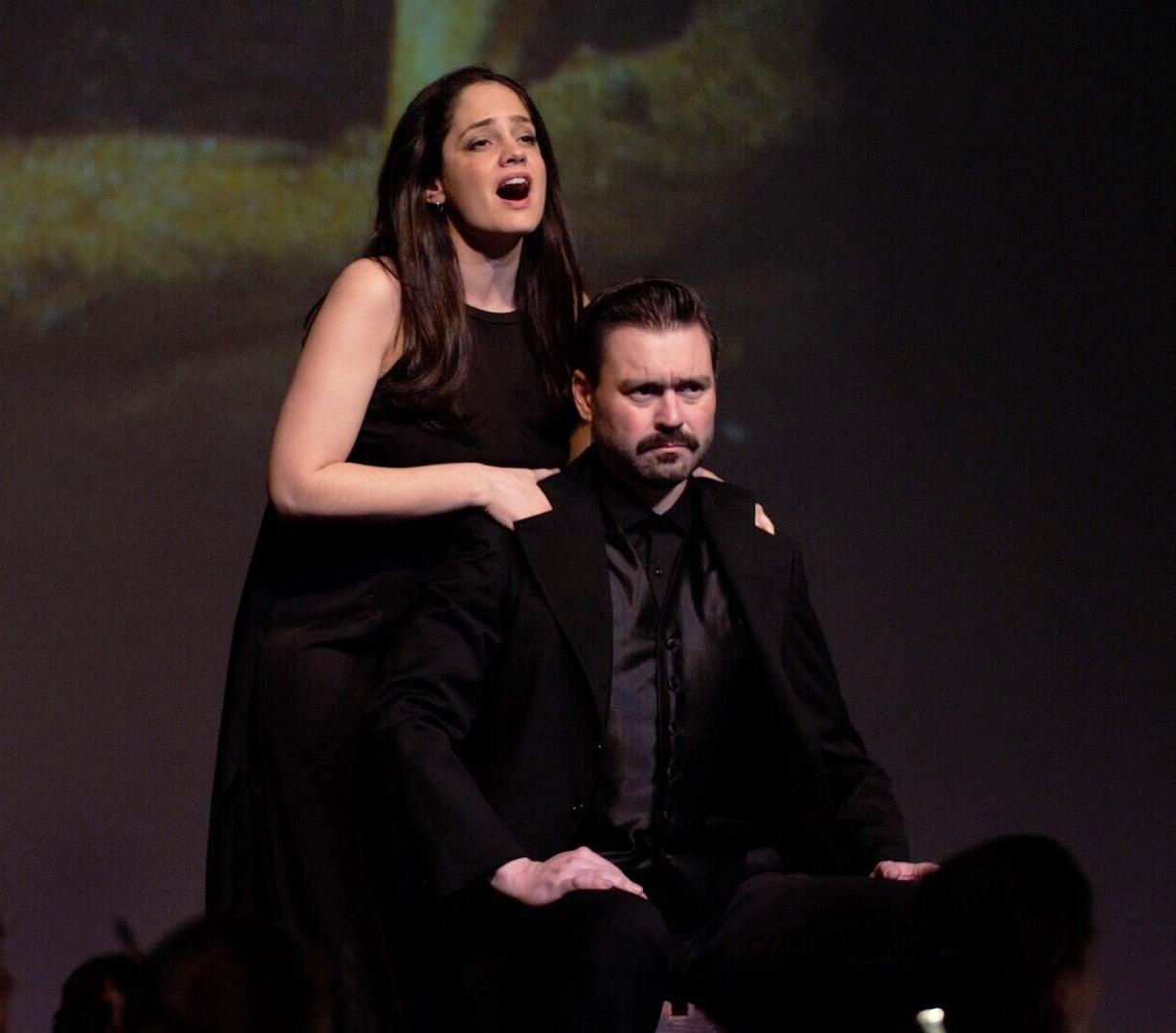 Proserpina in Monteverdi's Orfeo