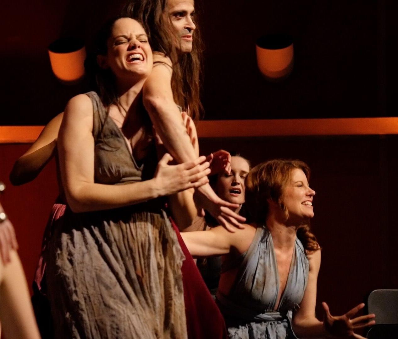 Baccante in Monteverdi's Orfeo