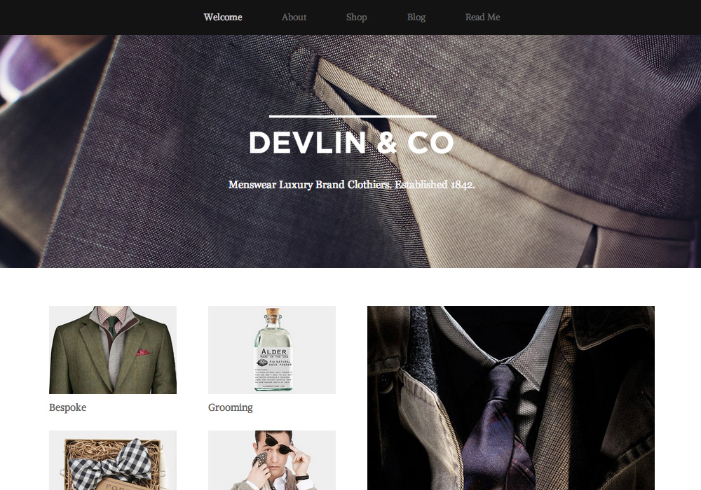 Devlin -  View in Template Store