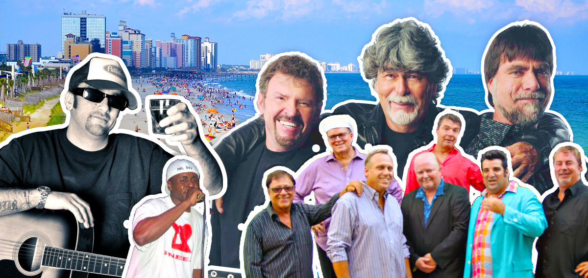 Best Songs About Myrtle Beach