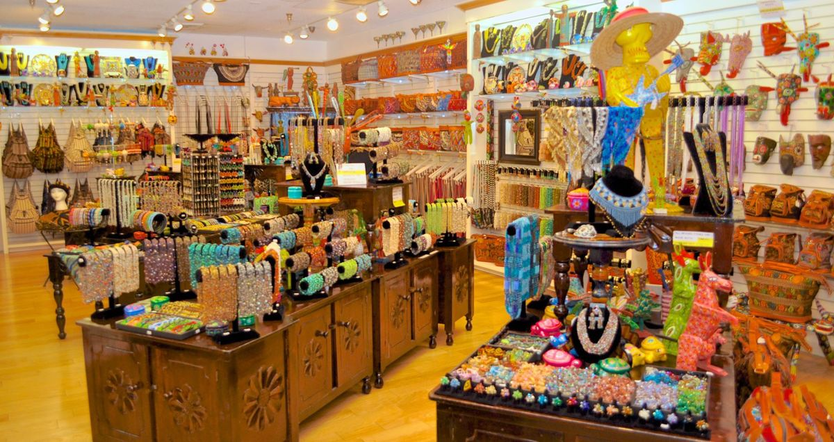 Yours & Mayan Gift Shop