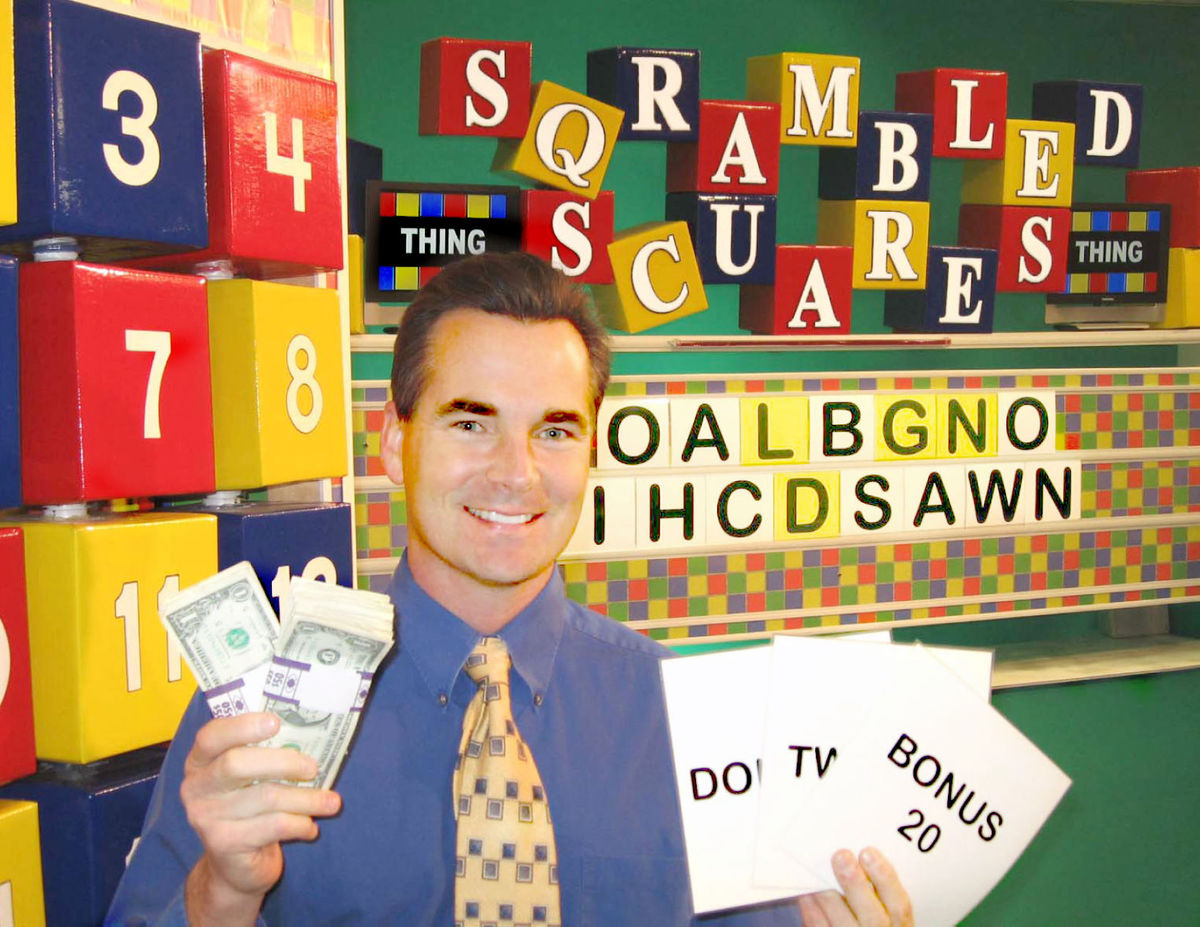 Sqrambled Scuares Game Show