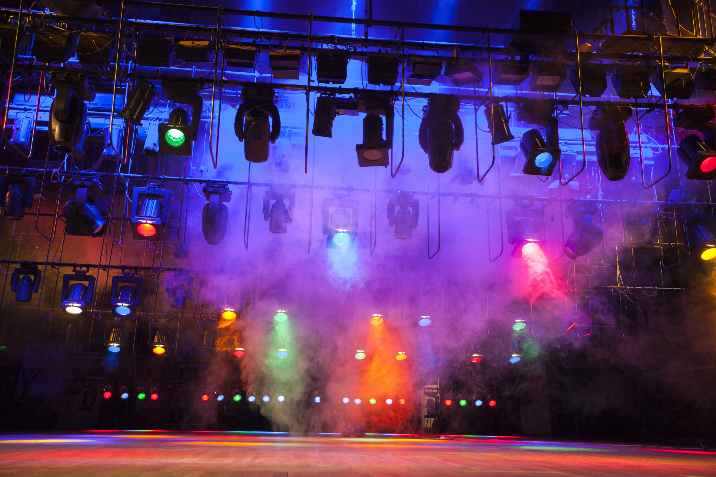 Production Services - We have spent nearly 25 years managing and producing major large scale music festivals and events, from a few hundred to over 80,000 in attendance. In addition to our production and management services.