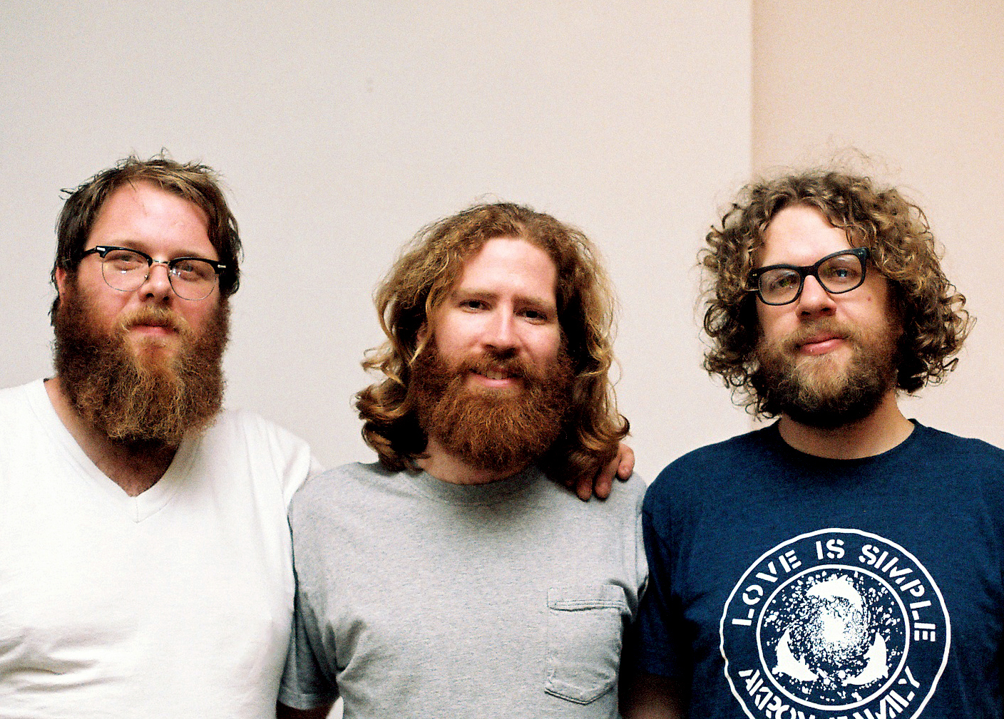"Megafaun Track: ""Carolina Days"" Album:  Heretofor    Official Site  