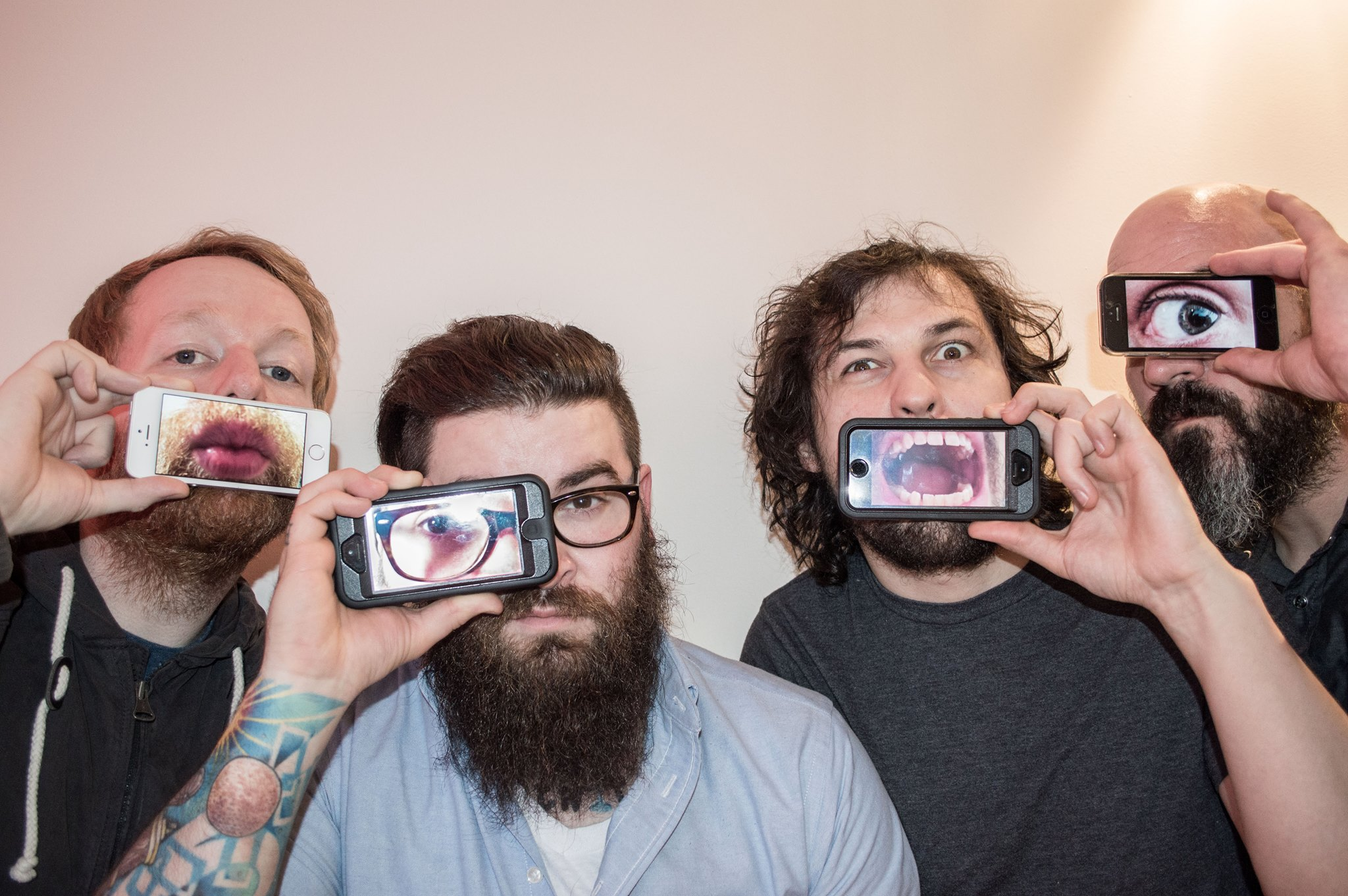 Will, Ryan, Thomas and John of Typefighter   Official Site   Facebook   Twitter   Bandcamp