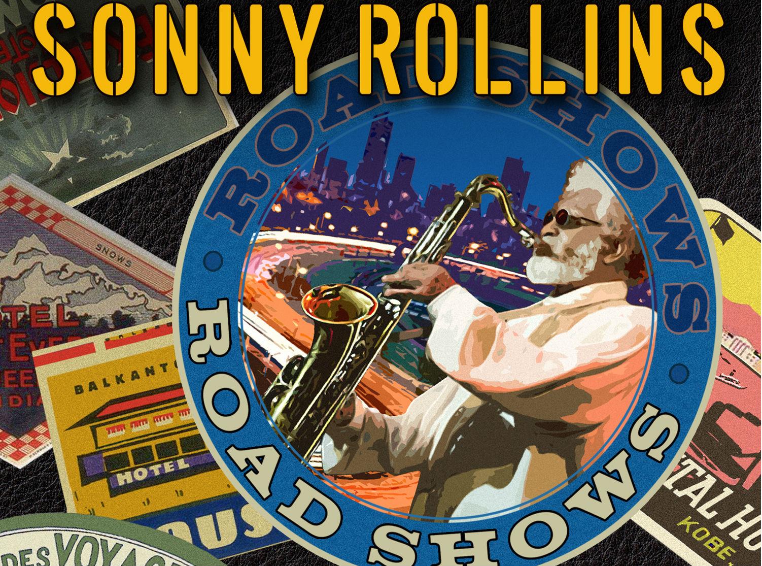 "SONNY ROLLINS Track: ""Biji Album: Road Shows Vol 3   Official Site | Facebook | Twitter"