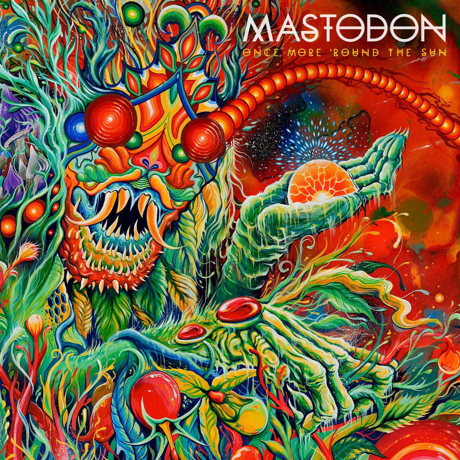 MASTODON  Once More Around The Sun     KEVIN: Buy It ANDRE: Buy It ADAM: Buy It    Listen on:  Rdio  |  Spotify
