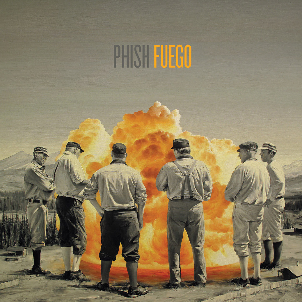 PHISH  Fuego    KEVIN: Pass ANDRE: Stream It ADAM: Pass   Listen on:  Rdio  |  Spotify