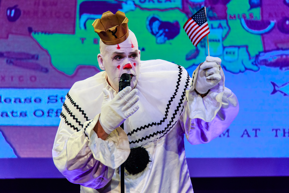 Puddles Pity Party at The Hamilton, 2/5/2015