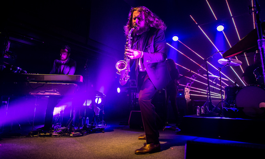 Lord knows, we could ALWAYS use more saxaphone (Photo By Joy Asico)