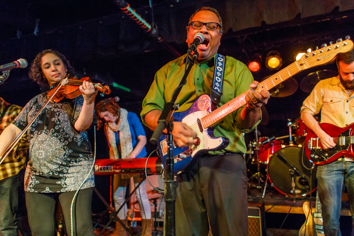 The NRIs at the Black Cat in Washington, DC on March 4th, 2015