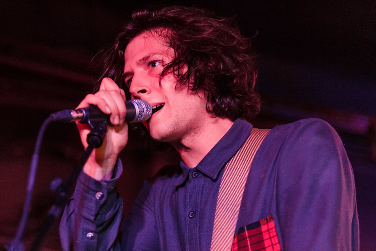 Pine Barons at the Rock and Roll Hotel in Washington, DC on March 27th, 2015