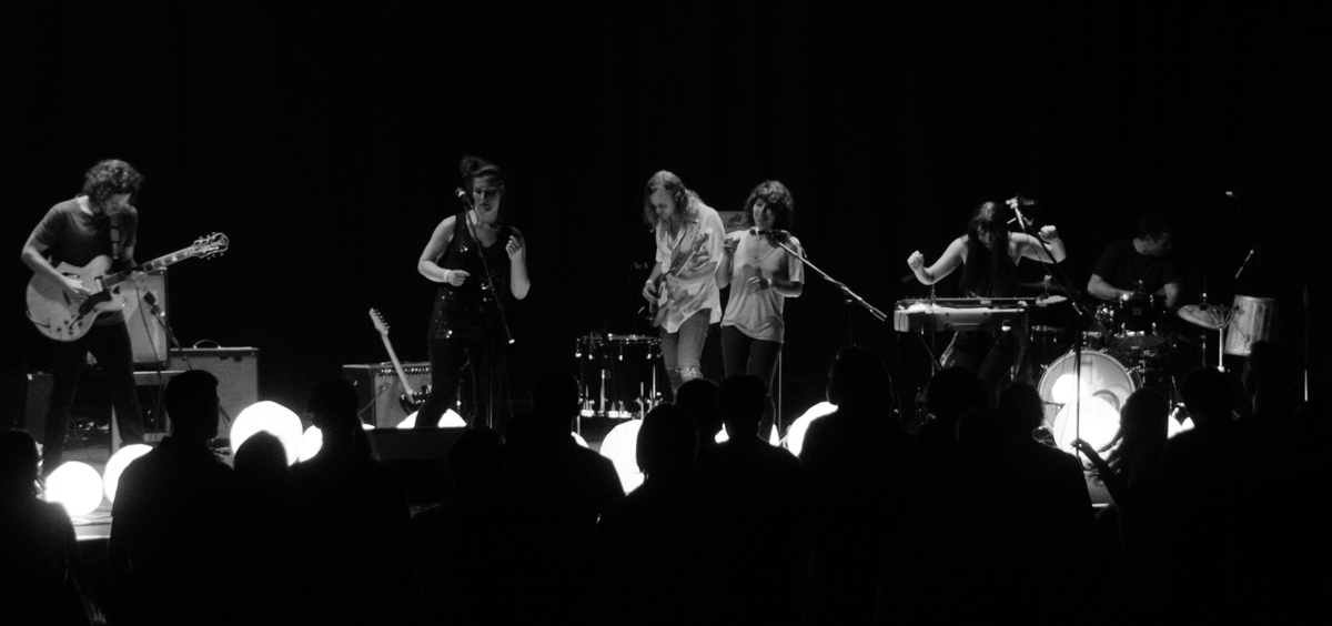 The El Mansouris at The Howard Theatre in Washington, DC - 5/28/15